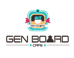 Gen-Board Cafe CI Design