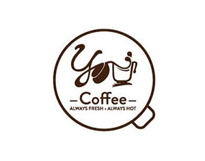 YOU CAFE LOGO DESIGN